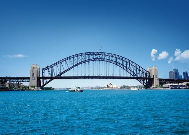 The Sydney Harbour Bridge Opens