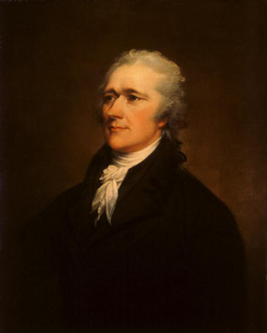Alexander Hamilton is killed in a duel with Aaron Burr