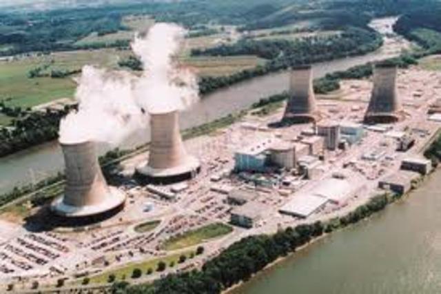Three Mile Island Nuclear Meltdown