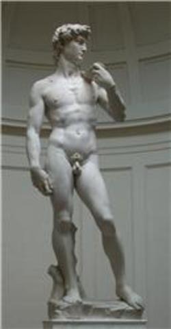 "Sculptor: ""David"""