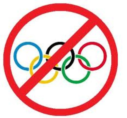 Softball Olympics Was Removed!