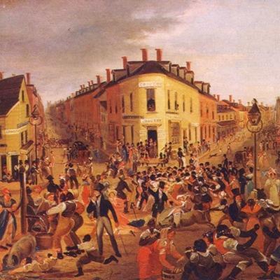 New Yorks Draft Riots timeline