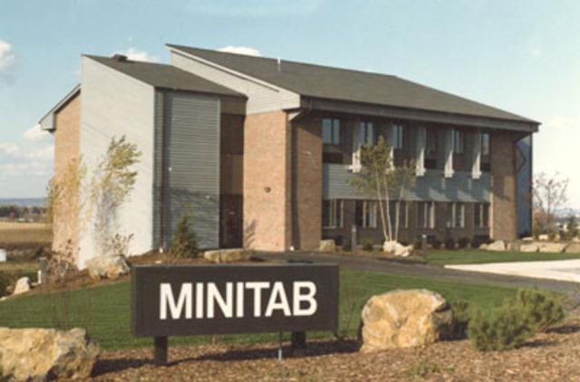 Le premier siège mondial de Minitab