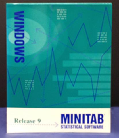 Minitab pour Windows