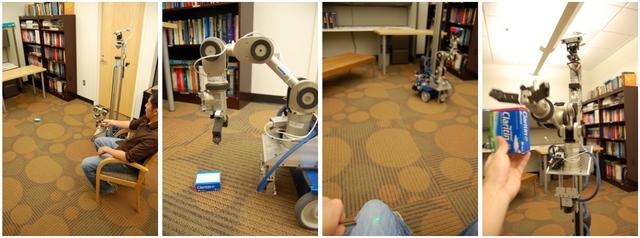 EL-E: An Assistive Robot