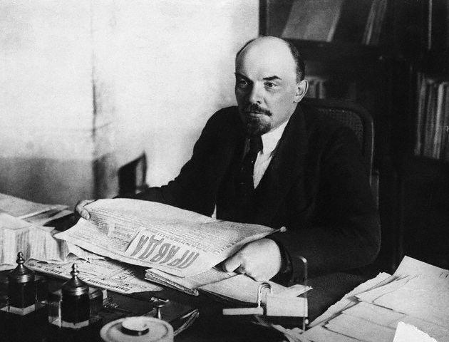 Rise Of Lenin
