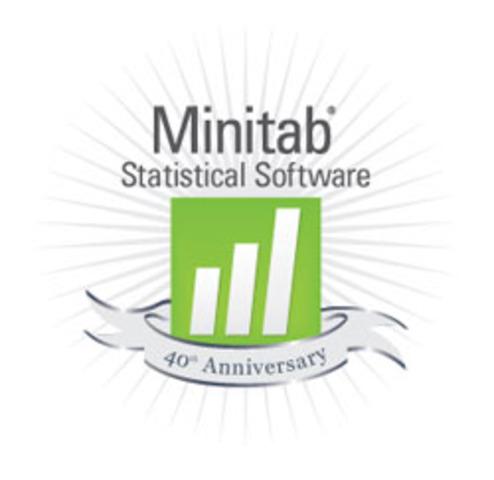 Minitab célèbre son 40ème anniversaire