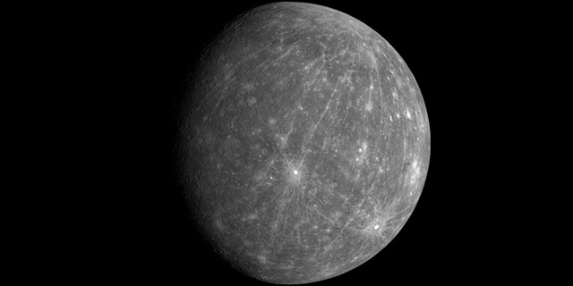 mercury is a planet theory