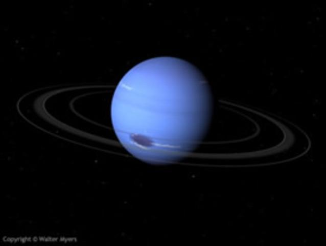 Johann Gottfried Galle found neptune