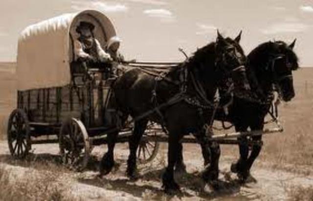 1820 Westward Migration
