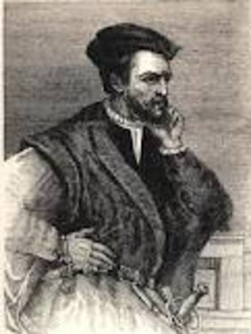 Jacques Cartier first expedition