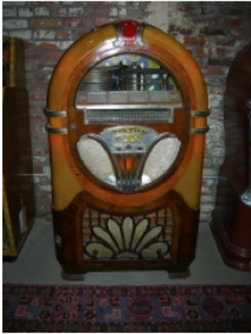 Jukeboxes introduced