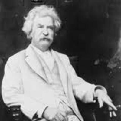 Mark Twain Life By Cody Haughton timeline