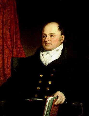 John Quicy Adams