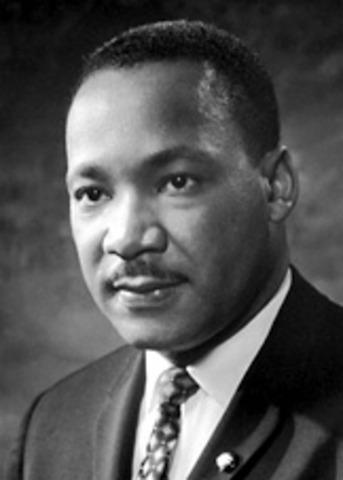 Martin Luther King Jr. Wins Nobel Peace Prize