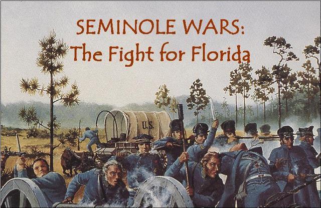 The First Seminole War (1817-1818)