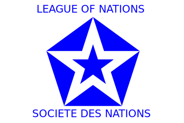 First League of Nations Meeting