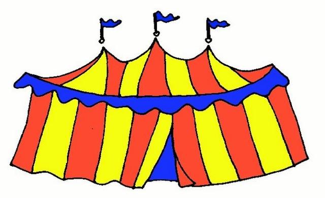 La primera vez que fue al circo