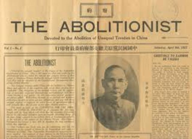 Abolitionist Newspaper