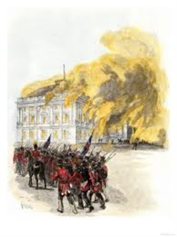 burning of the capitol