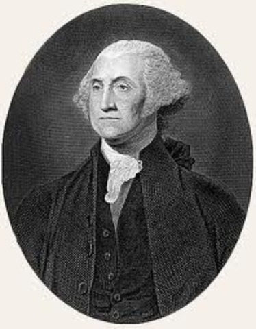 Washington Elected for 2nd term