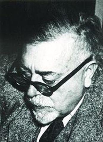 """Norbert Wiener """"Padre de la Cibernética"""""""