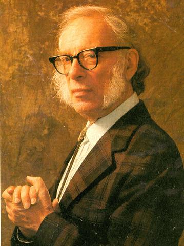 "Asimov y su libro ""I Robot"" (Yo robot)"