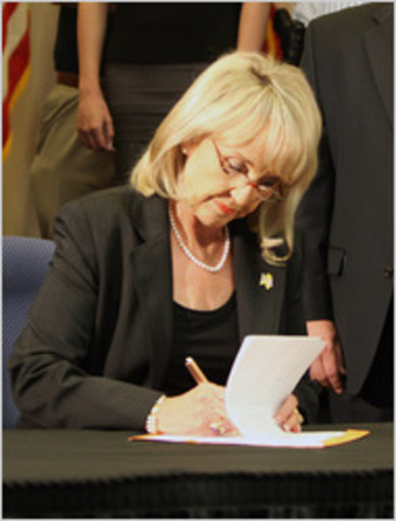 SB 1070 was signed into law