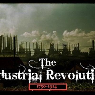 Tish F Industrial Revolution timeline