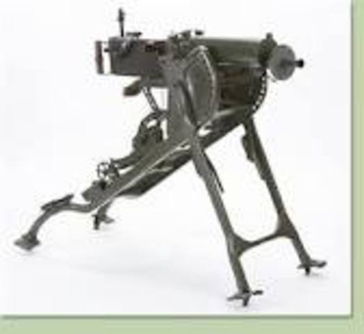 Machine Gun