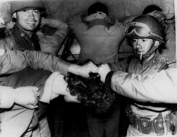 The Tlatelolco Massacre