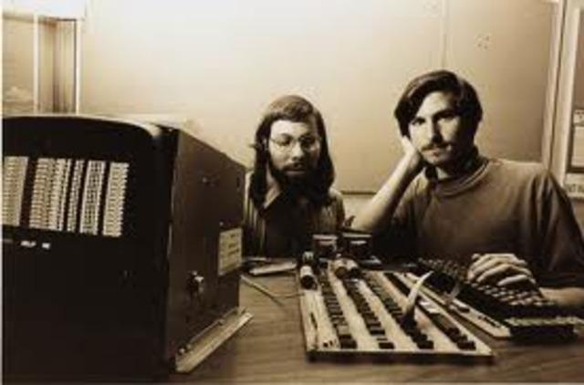 creadores de apple