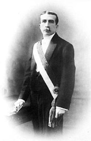 Augusto Bernardino Leguía Salcedo