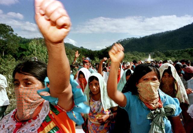 The Chiapas Rebellion