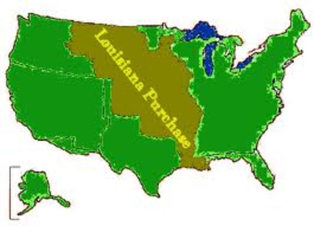 Marbury v. Madison and Louisian Purchase