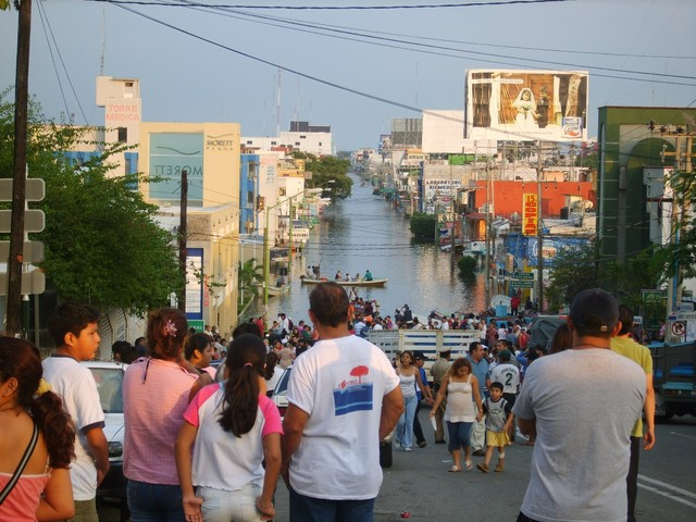 Tabasco Flood