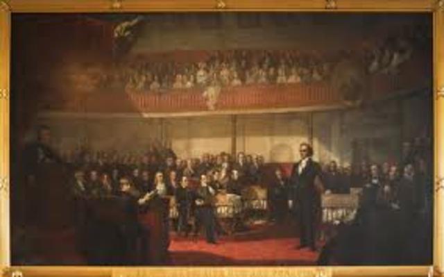 Webster-Hayne Debate and Indian Removal Act