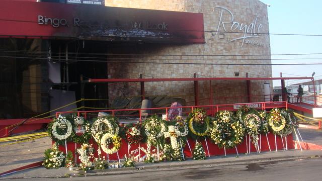 Monterrey Casino Attack