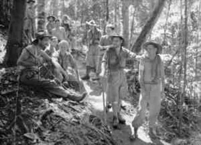 Austrlians attempt to recapture Kokoda