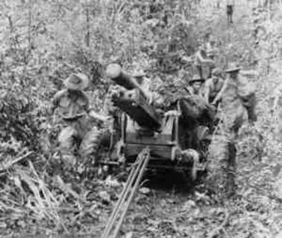 Australians recapture Kokoda