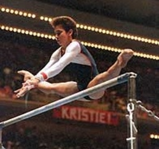 Christy Henrich made the junior national team