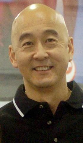 Al Fong got the USGF;s Coach of the Year award