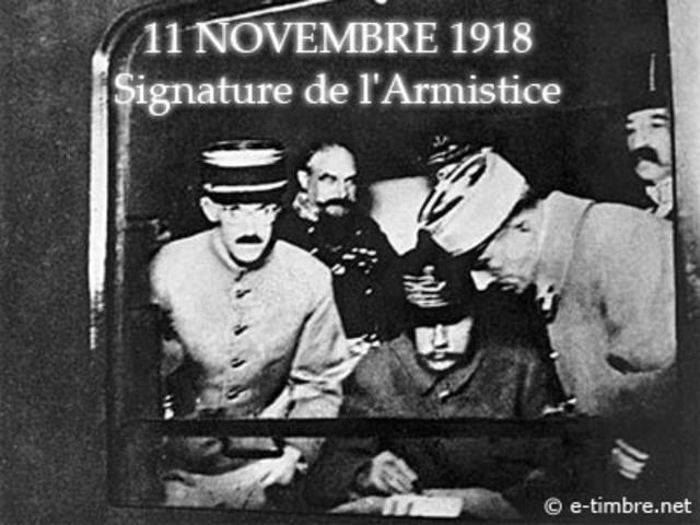 Collapse and Armistice