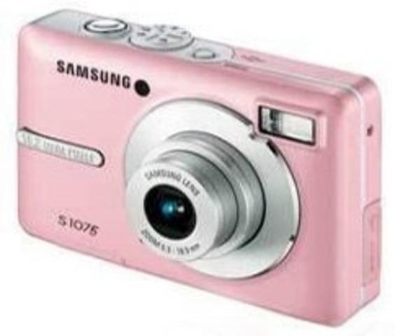 Got my first digital camera.