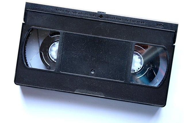 Videocasete VHS