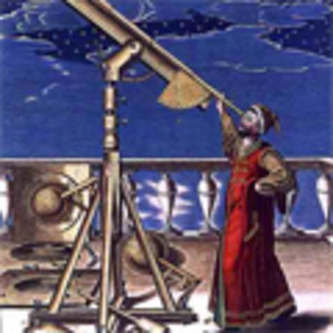 Galileo improved the telescope