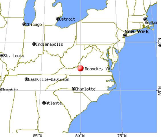 Roanoke Island Colony Founded