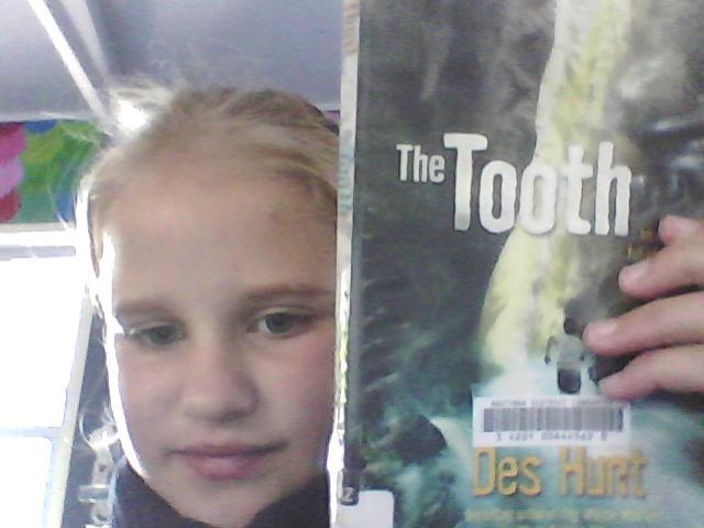 The tooth Des Hunt