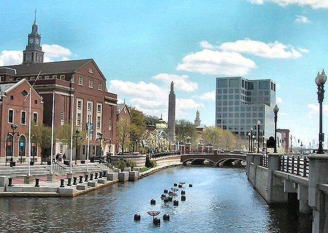 Providence, Rhode Island Founded