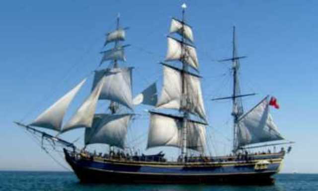 Britain Passes First Navigation Act